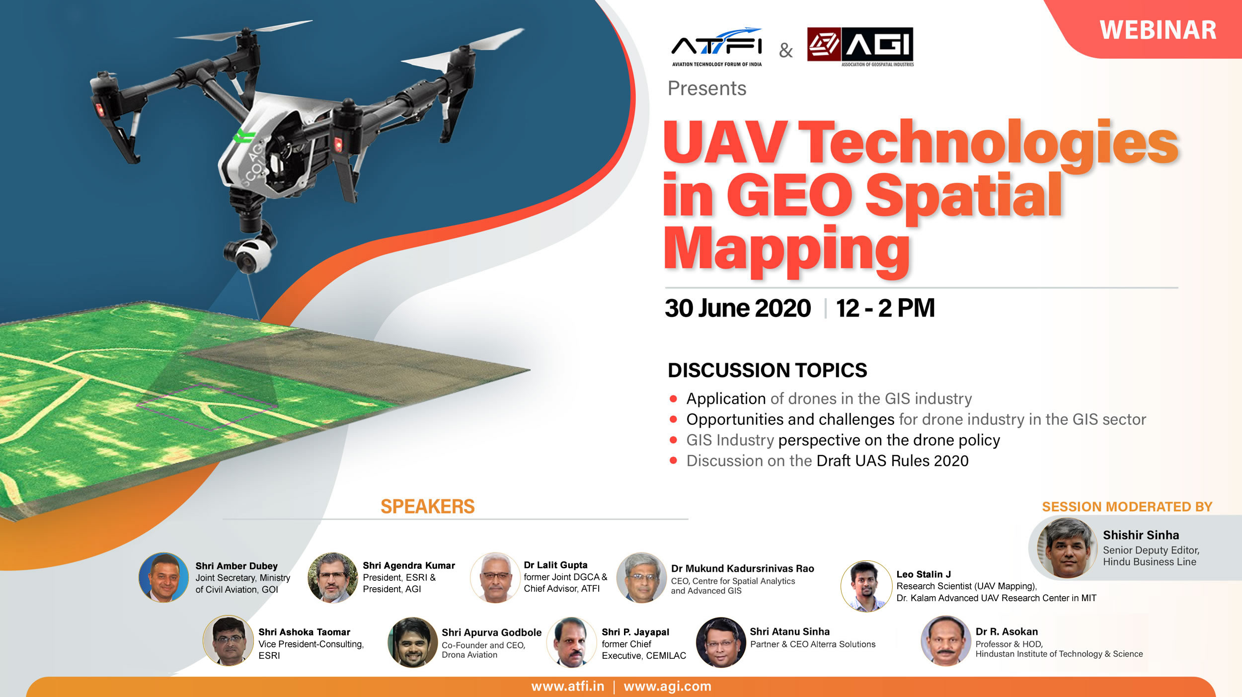 UAV Technologies in GEO Spatial Mapping